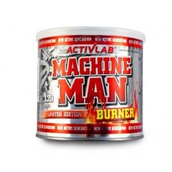 MACHINE MAN BURNER